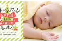 Christmas Card Ideas / Family & Baby Christmas Card Ideas & Inspiration