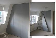 new attic