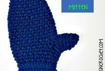 Manos que inspiran... / Inspiración para tejer, coser y realizar guantes, manoplas y mitones. Tutoriales, esquemas y patrones.