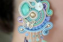 Soutache / Soutache jewelerry, jewelerry art