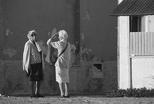 Street photography / Una visione del mondo, un modo di sentire, uno sguardo inatteso...