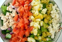 Salads / by Tales of Beauty for Ashes
