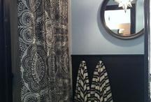 Redoing the boys' bathroom