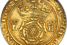 Tudor coins