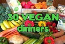 Veggie Meals / Food  / by Crystal Pelletier