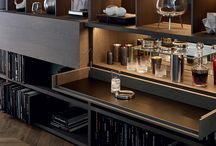 Bar units / Furniture