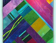 Quilts, Art / by Ellen Stone