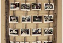 Foton på väggen