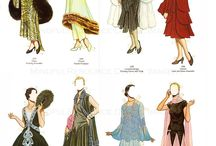 šaty 1920