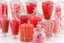 Christmas 2015  Lolly Buffet / This year is a stay at home Christmas with celebrations on Christmas Day and Boxing Day...I'm thinking a lolly buffet is in order!