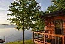 Lake house rental in Walker MN