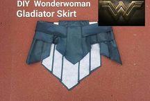 Wonder Woman reference