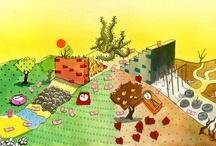 Exame / Algumas ilustrações feitas para a revista Exame, edição portuguesa.