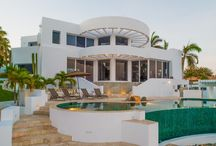 South Beach Miami Meets Cabo San Lucas / Incredible beach front home for rent and for sale. Available for weddings and private parties. Visit http://CaboProperties.com/ for more information!