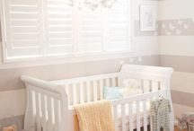 Nursery Ideas / Baby room furniture & ideas