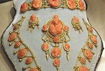 coralli,gioielli e arte del corallo