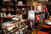 Men's Clothing Stores / Men's Fashion & Interior Design