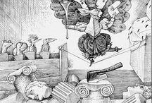 Alice in W:Art/Gennadiy Kalinovski / Alice in wonderland (illustrator)
