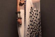 Glamours Sari