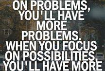 solution focus
