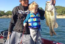 Kids Fishing Pics / Those special moments when mom or dad take their kids fishing and they catch a giant.