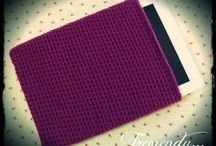 crochet ipad and phone covers