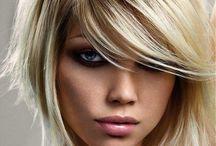 Lovely hair ideas!  / by Ana Martinez-Compean
