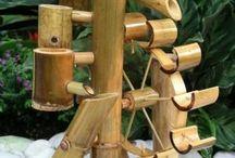 kreasi bambu