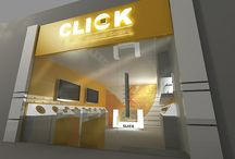 Click Showroom - Aleppo / Category: Retail Client: Click Showroom - Aleppo Area Space: 40 sq. meter Year of completion: 2010