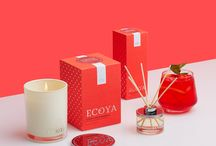 ECOYA Limited Edition - White Citrus & Magnolia / A soft musky scent with sweet citrus notes, blended with a floral heart of white magnolia and patchouli water, rounded out with a velvety vanilla base.