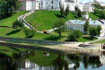 ΛΕΥΚΟΡΩΣΙΑ - BELARUS - Δημοκρατία της Λευκορωσίας (Рэспу́бліка Белару́сь, Ρεσπούμπλικα Μπιελαρούς) / Places-Destinations-Tourism