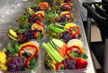 packaging salad