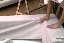 Come si sfodera un divano in tessuto? -video- / In questo video vi facciamo vedere quanto sia facile togliere il rivestimento in tessuto di un nostro divano per poterlo lavare. E' altrettanto facile rimetterlo e anche una persona da sola lo riesce a fare. Buona visione!