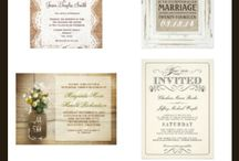 vintage invitation card