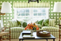 Lime green Furniture