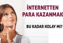 Günde 100 TL Kazandıracak İnternet İsleri