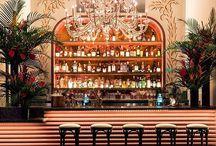 Architectural restaus & bars