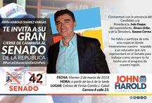 John Harold Suarez 2018