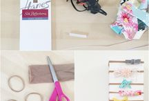 head band diy how to make