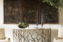 Furniture Design - Console Table