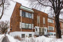 Duplex à vendre Villeray/Saint-Michel/Parc-Extension (Montréal)