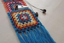 Crochet - Granny Square - Clothing