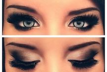 Dressing up your lashes / Make up + Xtreme Lashes = perfection