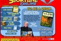 Reading sites online