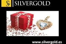 Joyas para San valentín / Tienda online  #SilverGold.