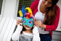 2016 - Term 1 - Brazilian Carnival mask
