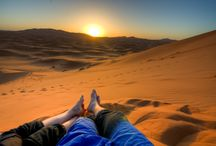 Morocco Attractions / Morocco Sahara desert tours from Marrakech to discover the south of morocco, visiting the world heritage site of ait benhadou or spending a night with nomads in bedouin tents....