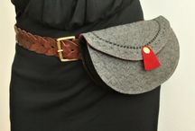 Belt bags Hip bags Waist bags Travel cases