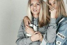 M&M & Lisa & Lena