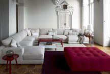 Productos que adoro / Sofás de la firma Swan Italia, comodidad y belleza todo en uno.